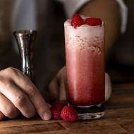 Recept Rasberry dream na Gastromenu.sk