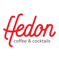 Logo - Hedon coffee & cocktail